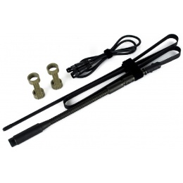 Z-Tactical ZPRC-152 MIL-SIM Antenna Package - DUMMY - BLACK