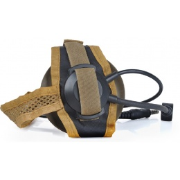 Z-Tactical ZSelex TASC1 Headset - DARK EARTH