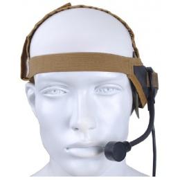 Z-Tactical ZSelex TASC1 Headset - DARK EARTH
