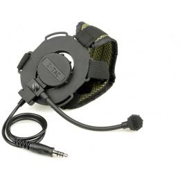 zBowman EVO III Nylon Plastic Microphone Standard Plug - BLACK