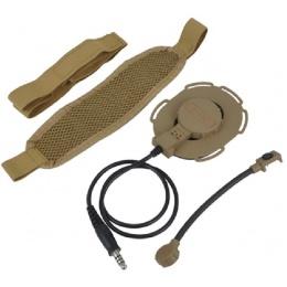 Z-Tactical Nylon Plastic Bowman Evo III - DARK EARTH