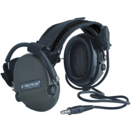 Z-Tactical TCI Liberator II Neckband Headset - FOLIAGE GREEN