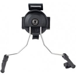 Z-Tactical Helmet Rail Adapter Set For Comtac I And Comtac II - BLACK