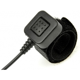 Z-Tactical U94 PTT Headset Accessory - ICOM VERSION - BLACK