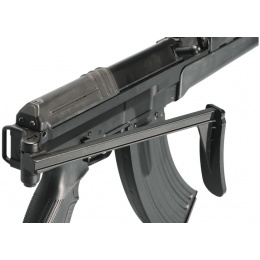 ARES Licensed SA VZ-58 AEG Airsoft CQB Submachine Gun - BLACK