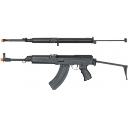 ARES Licensed SA VZ-58 AEG Long Submachine Gun - BLACK