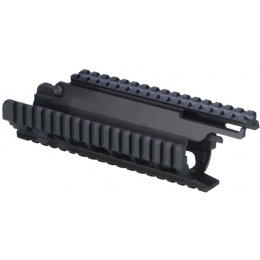 ARES Tactical Metal Airsoft Handguard for VZ58 AEG - BLACK