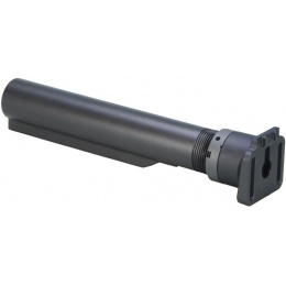 ARES M4 Buffer Tube w/ Lock Adapter for VZ58 AEG - BLACK