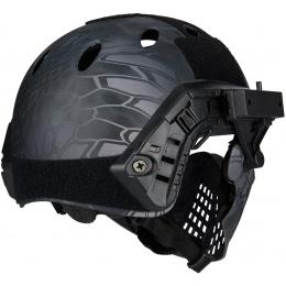 WoSport Piloteer Fast Helmet Adapter Face Mask - TYP