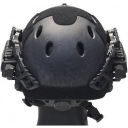 WoSport G4 System Nylon BUMP Helmet Mask w/ Goggles - TYP