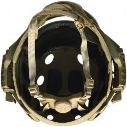 WoSport G4 System Nylon BUMP Helmet Mask w/ Goggles - MAD