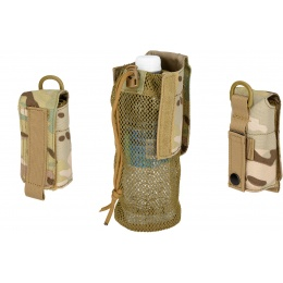 Wosport Tactical 1000D Nylon Folding Water Bottle Bag II - CAMO