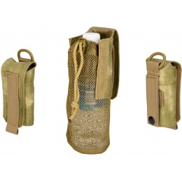 G-Force Tactical 1000D Nylon Folding Water Bottle Bag II - AT-FG
