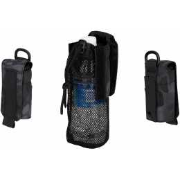 Wosport Tactical 1000D Nylon Folding Water Bottle Bag II - TYP
