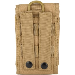 WoSport Tactical 1000D Nylon Safeguard MOLLE Mobile Bag - TAN
