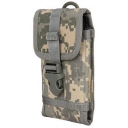 WoSport Tactical 1000D Nylon Safeguard MOLLE Mobile Bag - ACU