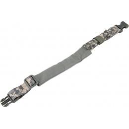 WoSport Reinforced Nylon Dog Collar w/ EVA Handle - ACU