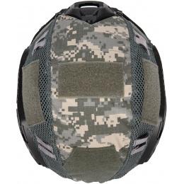 WoSport 1000D Nylon Polyester Bump Helmet Cover - ACU