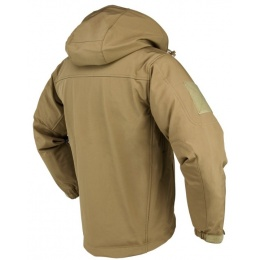 NcStar Delta Zulu Polyester Micro Fleece Jacket - TAN