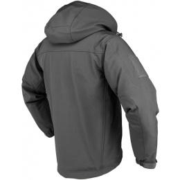 NcStar Delta Zulu Polyester Micro Fleece Jacket - URBAN GRAY