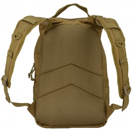 Lancer Tactical MOLLE Adhesion Scout Arms Backpack - TAN