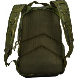 Lancer Tactical MOLLE Adhesion Scout Arms Backpack - CAMO TROPIC