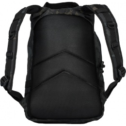 Lancer Tactical MOLLE Adhesion Scout Arms Backpack - CAMO BLACK