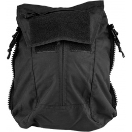 TMC Zipper Back Panel Attachment Backpack - BLACK