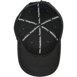 Lancer Tactical Scout Adhesion Morale Cap w/ Strapback - BLACK
