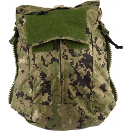 TMC Zipper Back Panel Attachment Backpack - WOODLAND DIGITAL
