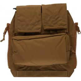 TMC Zipper Back Panel Attachment Pouch - CB