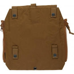 TMC Zipper Back Panel Attachment Pouch - CB