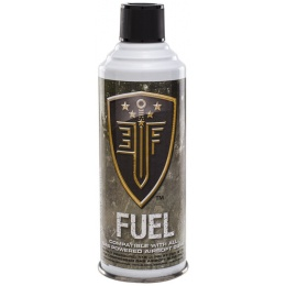 Elite Force 8oz Fuel 115 PSI Stable Ready Green Gas - 12 PACK - (Hazmat Fee Included In Price)