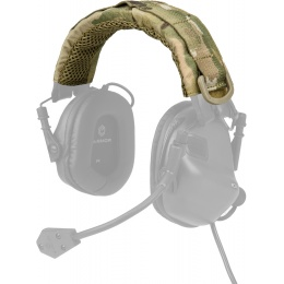 Earmor Advanced Modular Interchangeable Headset Cover - MULTICAM