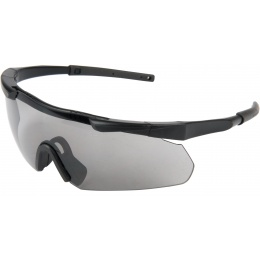 EARMOR Tactical Hardcore Shooting Glasses - GRAY