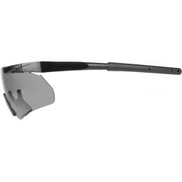 EARMOR Tactical Hardcore Shooting Glasses - GRAY