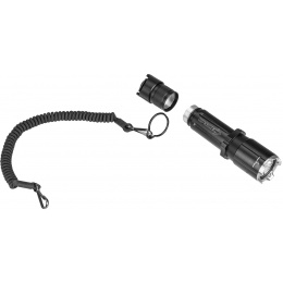 Opsmen Tactical Lanyard for Speed Holster - BLACK
