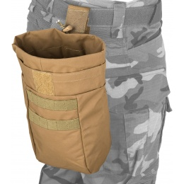 AMA Airsoft USMC Tactical Dump Pouch - COYOTE  BROWN