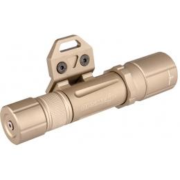 OPSMEN Tactical 1000-Lumen KeyMod Weapon Light - TAN