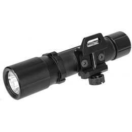 OPSMEN Tactical 1000-Lumen Picatinny Weapon Light - BLACK