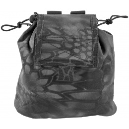 TMC Airsoft Foldable Tactical Dump Pouch Storage - TYP