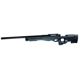 ASG .308 Gas Operated AW Sportline Airsoft Sniper Rifle - BLACK