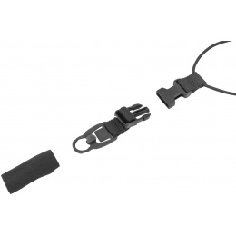 AMA Tactical Steel GI Style MP7 Attachment Sling - BLACK