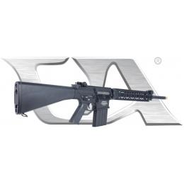 Classic Army Full Metal AR014M AEG SR-25 Airsoft Rifle - BLACK
