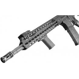 AIM Sports Keymod Polymer Ergonomic Vertical Forward Grip - BLACK