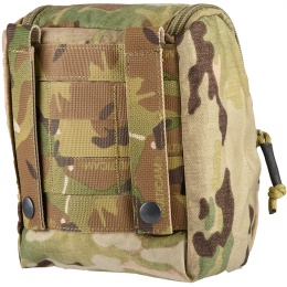 AMA Tactical Airsoft 500D Nylon NVG Battery Pouch - CAMO