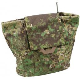 AMA QUOP 500D Tactical Dump Pouch - CAMO TROPIC
