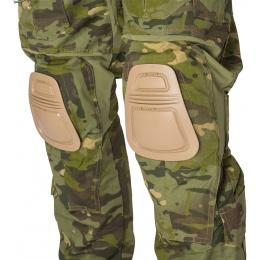 AMA BDU Trousers w/ Kneepads - TROPIC CAMO
