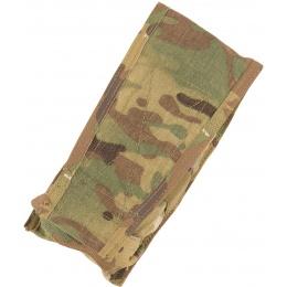 TMC C Double M4 MOLLE Vertical Tactical Pouch - CAMO