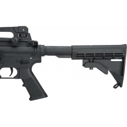 Lancer Tactical M933 Commando Gen 2 Low FPS AEG Airsoft Rifle - BLACK